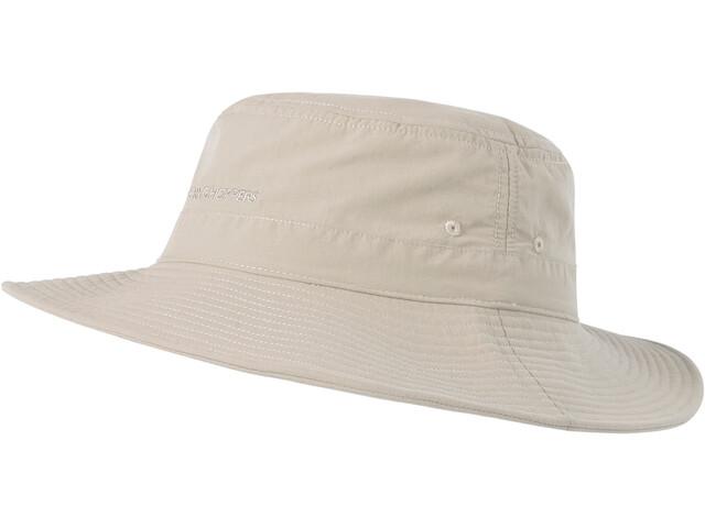 Craghoppers NosiLife Sun Hat Desert Sand - addnature.com 99f7e972212